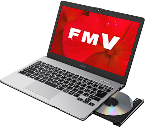 FMV LIFEBOOK SHシリーズ SH75/C3 KCWS1D2 大容量バッテリ