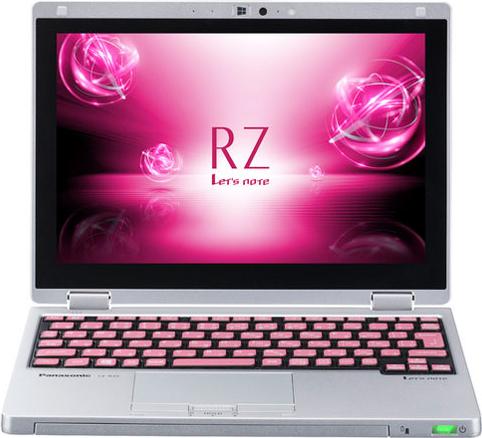 Let's note RZ6 CF-RZ61DPPR
