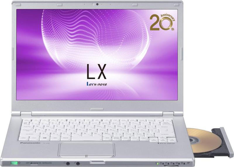 Let's note LX6 CF-LX6EDGQS