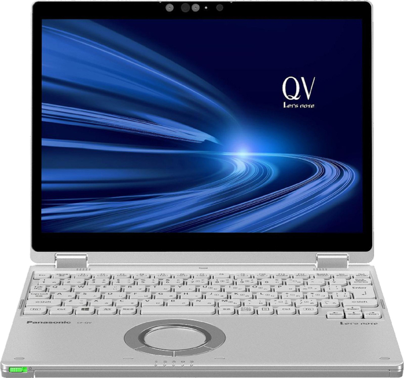 Let's note QV9 CF-QV9RDAVS
