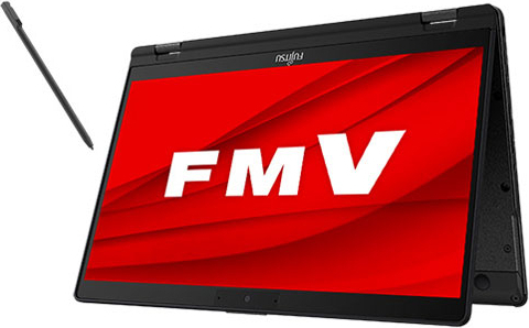 FMV LIFEBOOK UHシリーズ WU3/E2 KCWU3E2A011 Pro大容量バッテリ