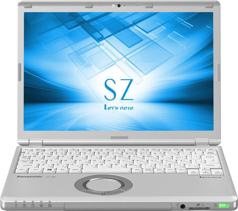 Let's note SZ6 CF-SZ6GDBVS