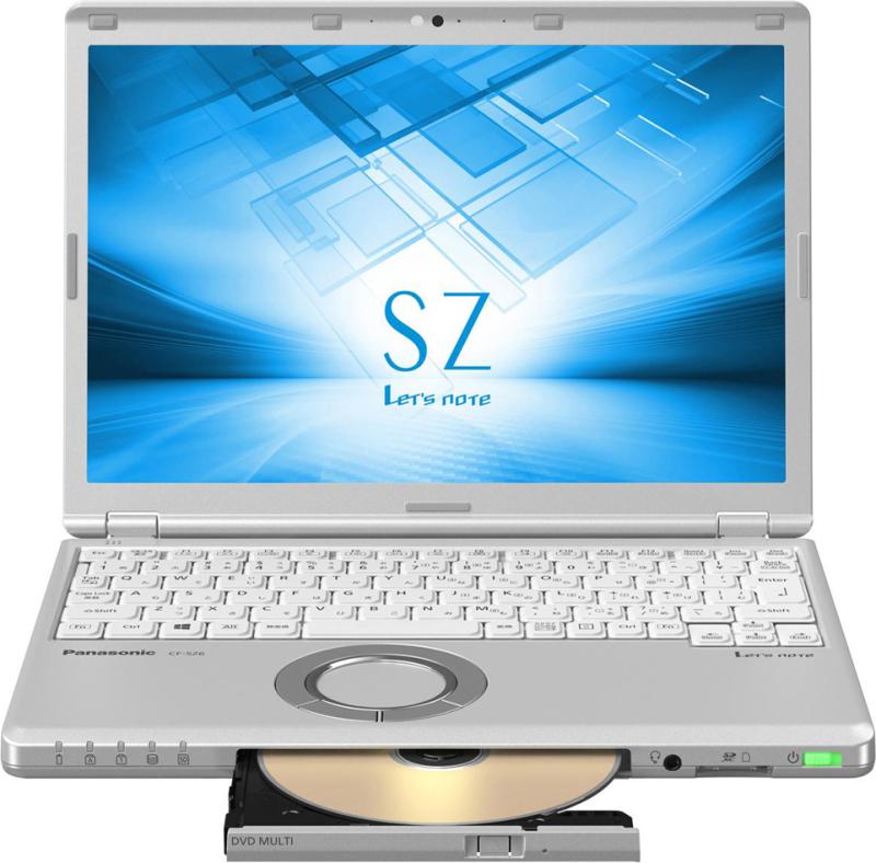 Let's note SZ6 CF-SZ6HDCVS