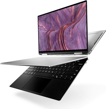 XPS 13 2-in-1 UHDタッチ