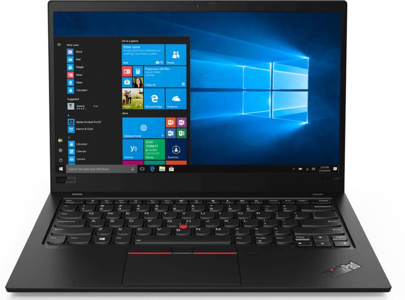 ThinkPad X1 Carbon 20QD001BJP