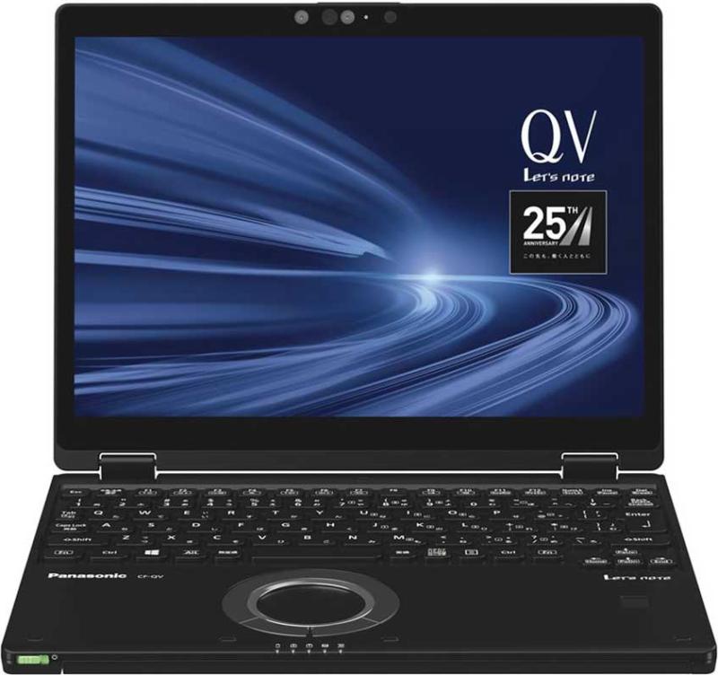 Let's note QV9 CF-QV9DFNQR SIMフリー