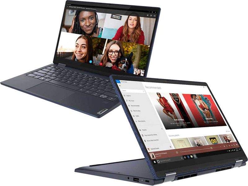 Lenovo Yoga 650 AMD Ryzen7 マルチタッチ対応