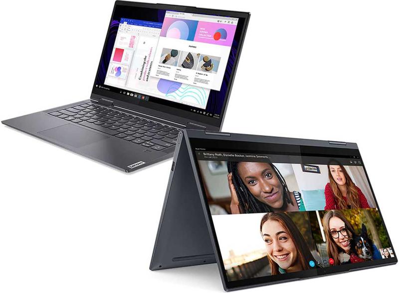 Lenovo Yoga 750i マルチタッチ対応