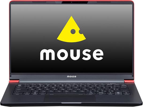 mouse X4-R5-KK-L-B Ryzen 5 4600H NVMe