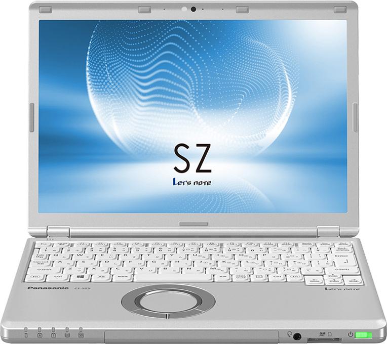 Let's note SZ5 CF-SZ5PFFVS