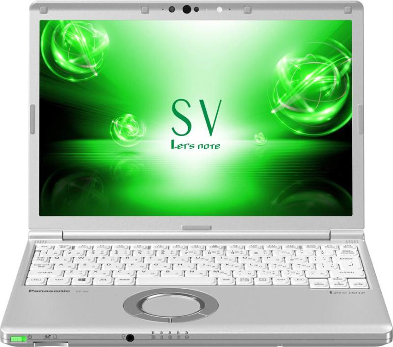 Let's note SV7 CF-SV7RD7VS