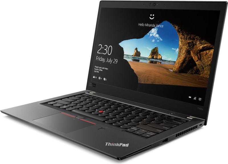 ThinkPad T480s 20L7003DJP