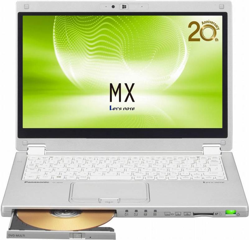 Let's note MX5 CF-MX5PFBVS