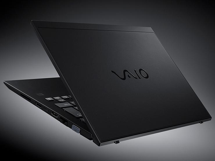 VAIO SX14 ALL BLACK EDITION VJS14190111A SIMフリー