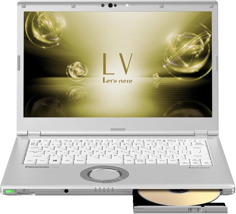 Let's note LV7 CF-LV72DGQR