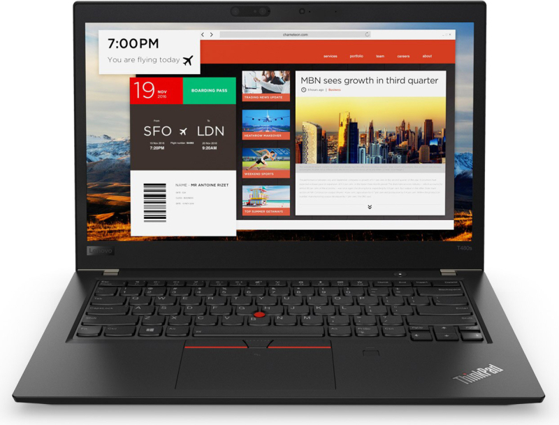 ThinkPad T480s 20L7003EJP