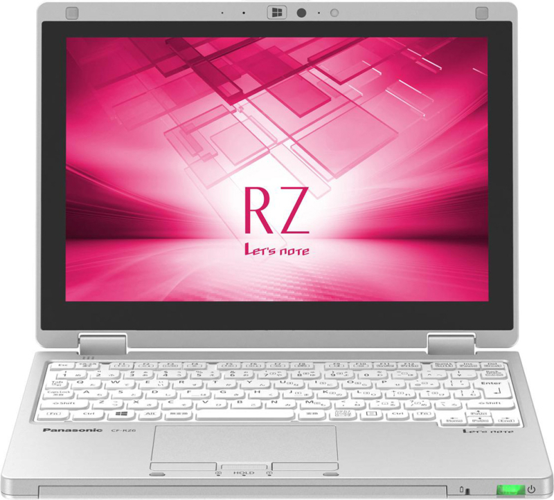 Let's note RZ6 CF-RZ6RFRVS SIMフリー