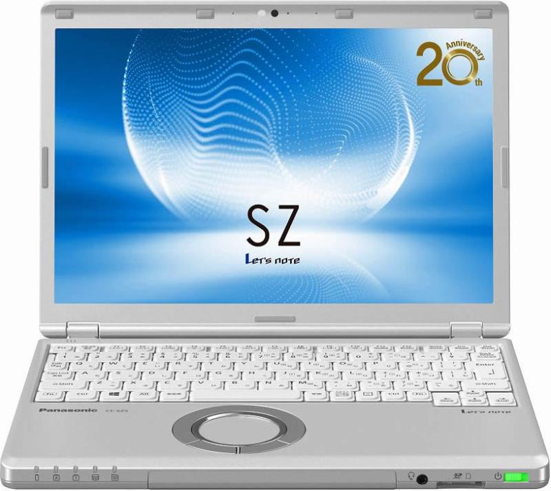Let's note SZ5 CF-SZ5PDFVS
