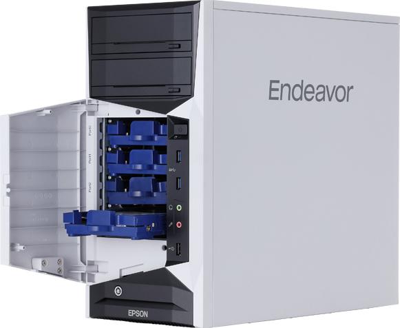 Endeavor MR8300 3DCG制作select