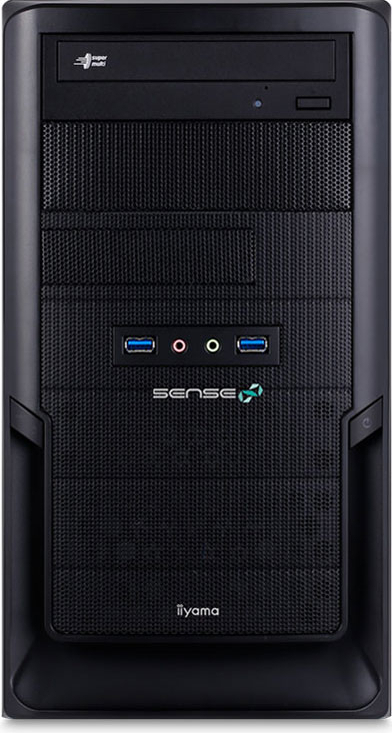 SENSE-M0B5-R535-RJX Ryzen 5 3500 SUPER/500W