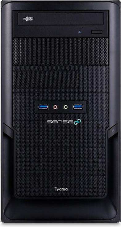 SENSE-M0B5-R53-RJX Ryzen 5 3600 SUPER/500W