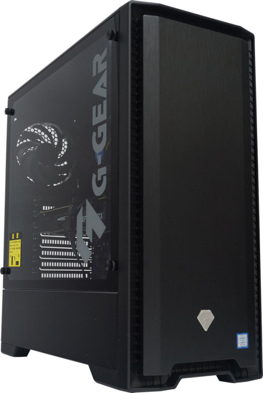 G-GEAR Powered by Crucial GC5A-B211T/CP1