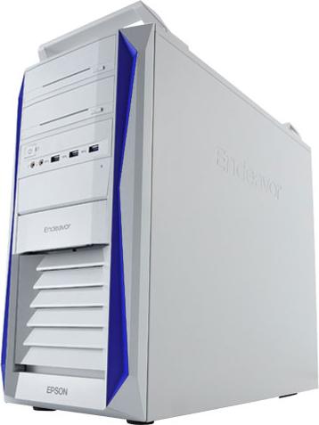 Endeavor Pro9000 CAD設計Select 4000