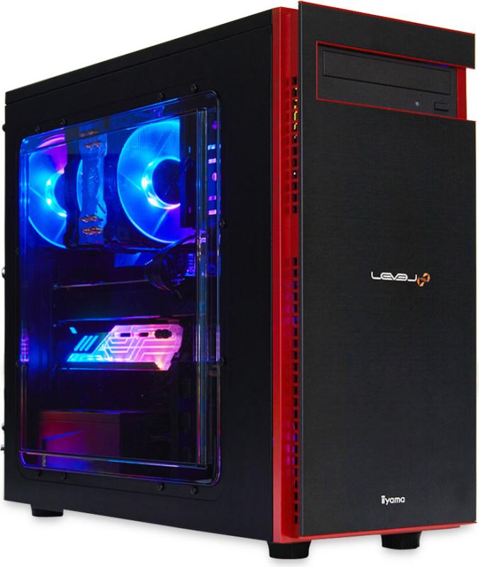 LEVEL-R0X5-R58X-DUX Ryzen 7 5800X/RX 6700 XT/700W