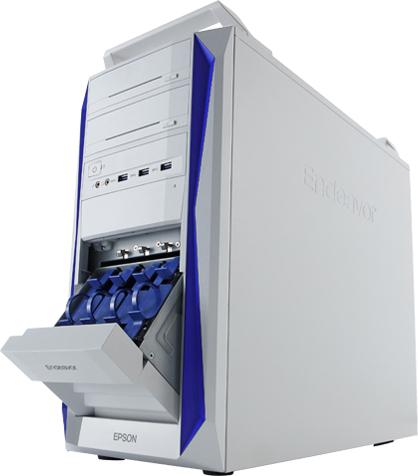 クリエイターPC Endeavor Pro9000 動画編集Select