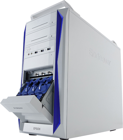 Endeavor Pro9000 動画編集Select RTX 2070 SUPER