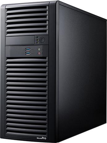 MousePro-W995DR7S-M2 Xeon Silver 4110×2基 NVMe RTX2070 SUPER