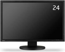 MultiSync LCD-PA243W-BK