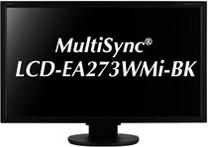 MultiSync LCD-EA273WMi-BK