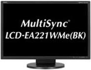 MultiSync LCD-EA221WMe(BK)