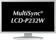 MultiSync LCD-P232W