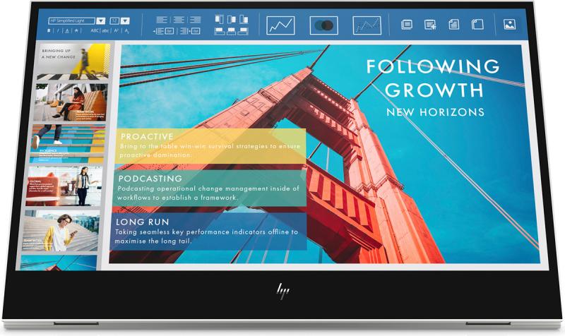HP E14 G4 フルHD モバイルディスプレイ