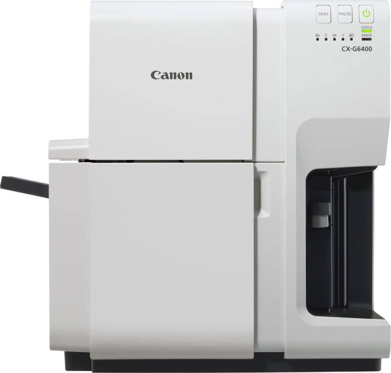 カラーカードプリンター CX-G6400
