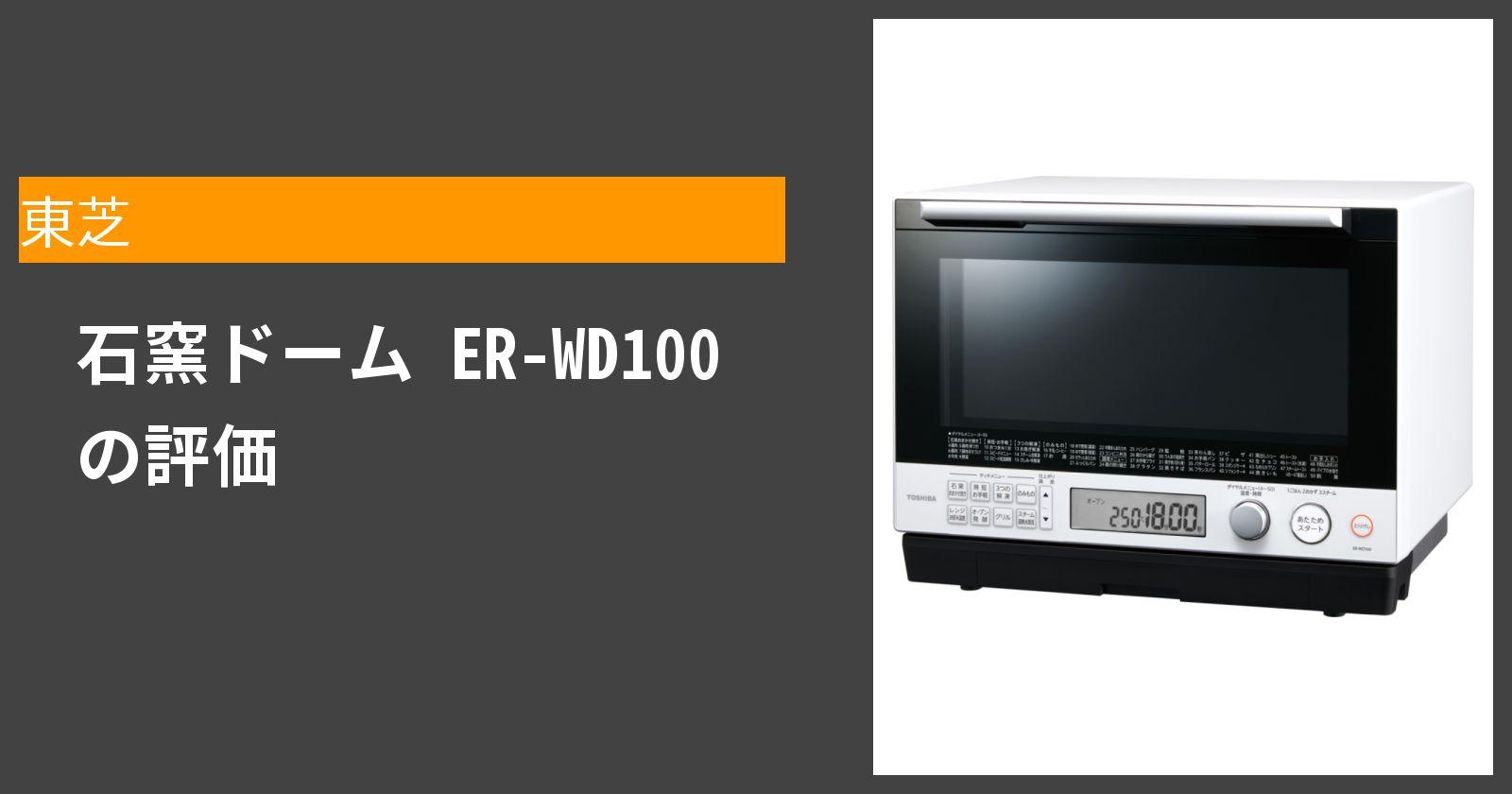 石窯ドーム ER-WD100を徹底評価